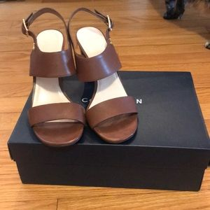 Cole Haan - Brown Heels - Size 7